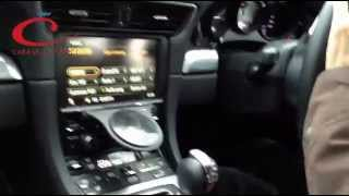 Porsche Tests CD Slot Mount By Caraselle Part 2