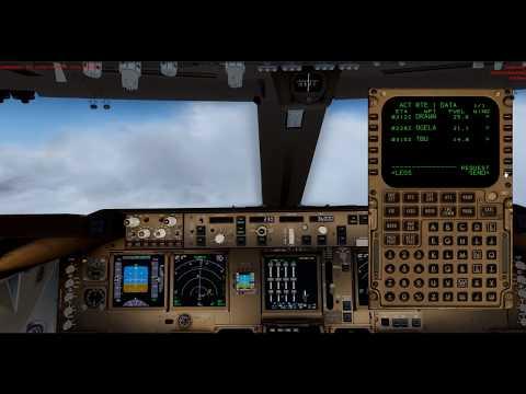 [Prepar3D] PMDG 747 | Pago Pago Airport (NSTU) - Fuaʻamotu Airport (NFTF)