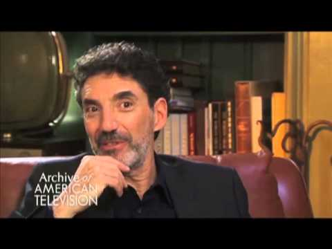 Chuck Lorre on his advice to young writers - EMMYTVLEGENDS.ORG