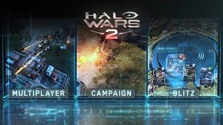 Трейлер Halo Wars 2 в переводе Гоблина