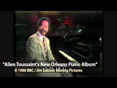 Allen Toussaint reminsces about Tuts Washington