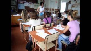 Урок трудового обучения, 6 класс