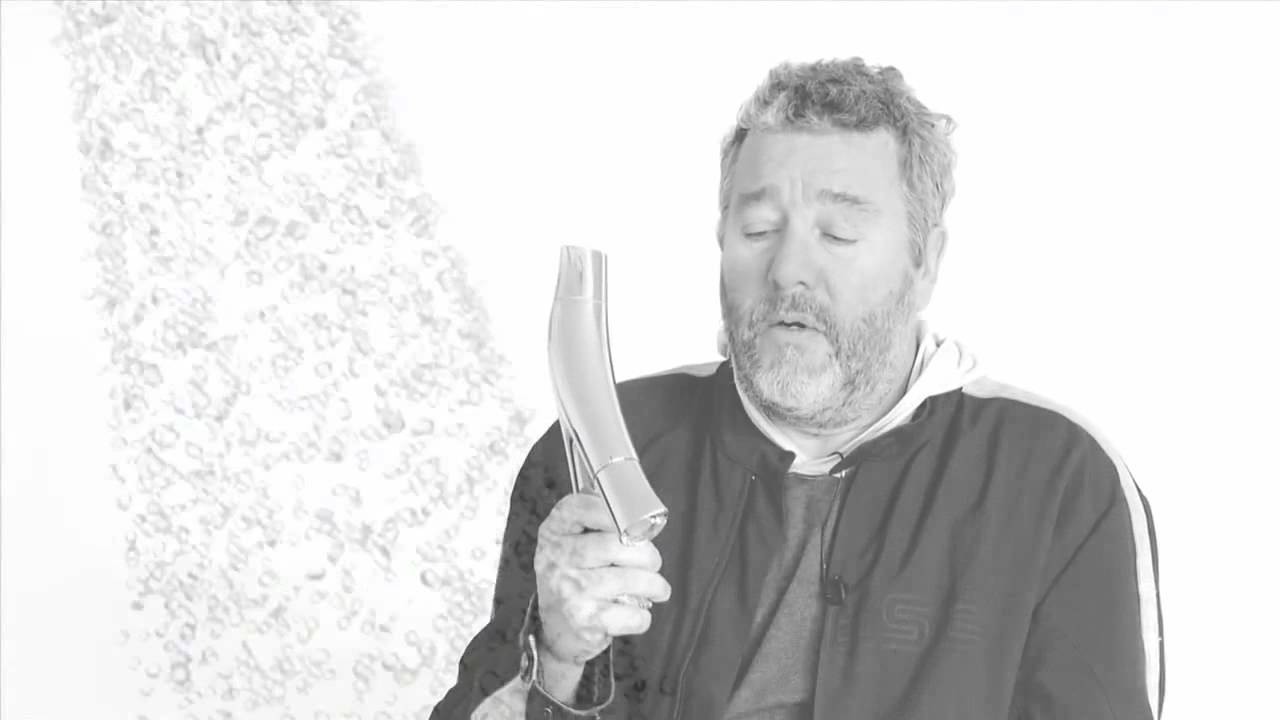axor starck organic philippe starck talks about his new collection