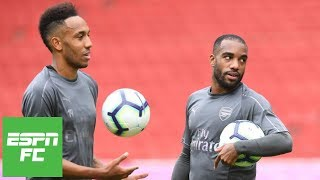 Can Pierre-Emerick Aubameyang and Alexandre Lacazette coexist at Arsenal? | ESPN FC