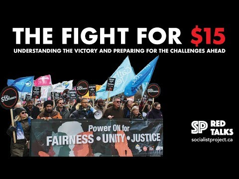 Fight For $15: The Challenges Ahead