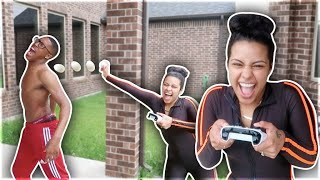 My Girlfriend CONTROLS My Life For 24 HOURS!! **Bad Idea**