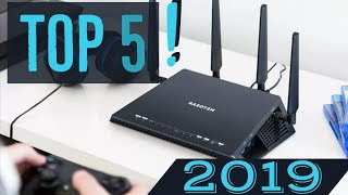 Best Wireless Routers in 2019