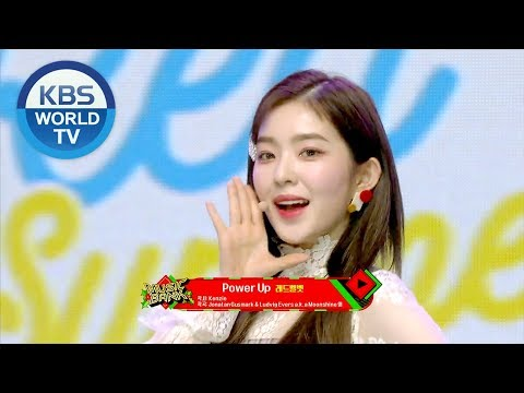 Red Velvet (레드벨벳) - Power Up [Music Bank / 2018.12.21]