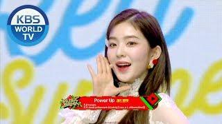 Red Velvet 레드벨벳 Power Up Music Bank 2018 12 21