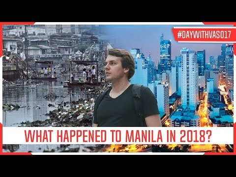 MANILA IN 2018 | BUSINESS IN PHILIPPINES | FREELANCING ECONOMY | #DayWithVas 017