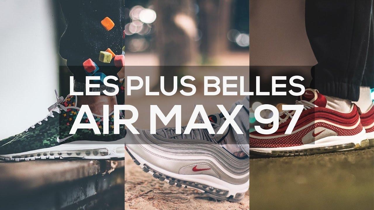 Les sneakers Nike Air Max 97