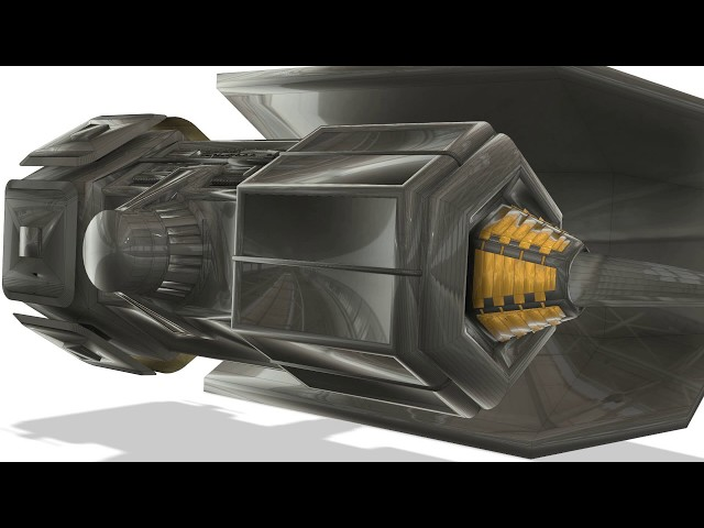 CR Tie Concept Wing Animation