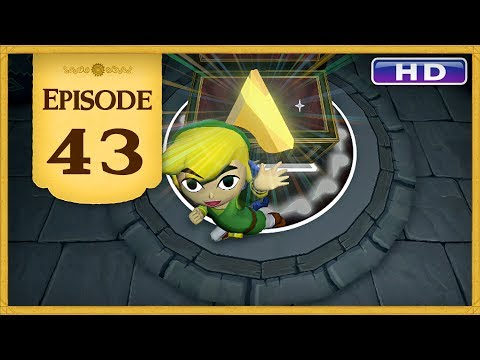 The Legend of Zelda: The Wind Waker HD - Episode 43 | The Triforce Shards
