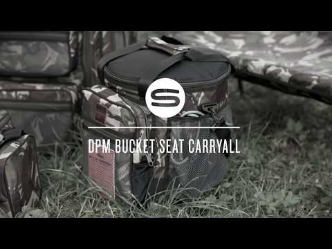 Saber Tackle DPM Bucket Seat Carryall