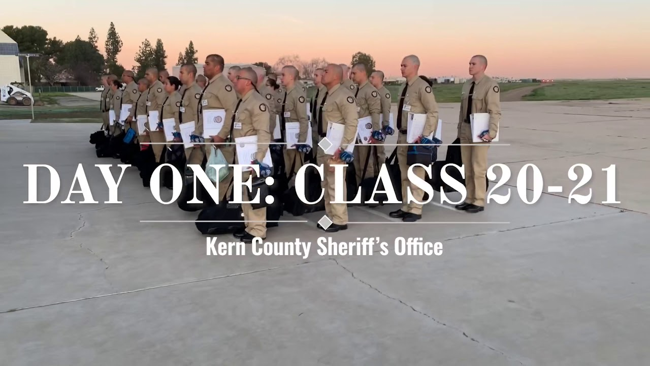 Download Day One of Academy for Deputy Sheriff