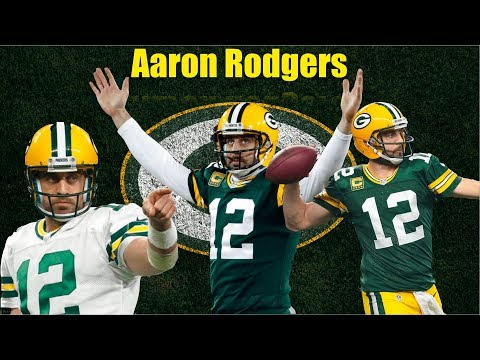 Aaron Rodgers - Green Bay G.O.A.T