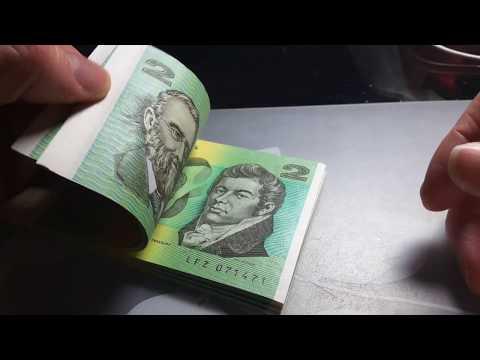 Australia $2 Banknote Bundle