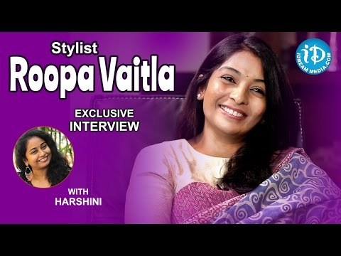 Roopa Vaitla Exclusive Interview    #Mister    Talking Movies With iDream #365