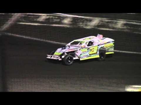 Macon Speedway B Mod Feature 9 19 15