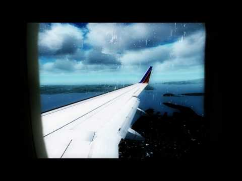 FSX - SFO landing & approach Southwest Airlines