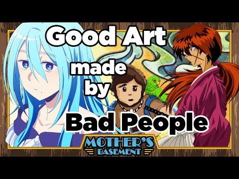 MMO Junkie's Racist Director - Should We Hate the Work, or the Jerk?