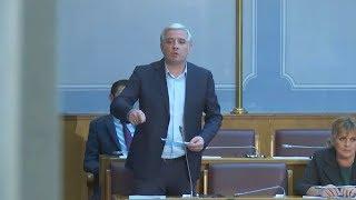 Vučurović Pažinu - Patrijarh Irinej je u CG svoj na svome, Skupština CG, 29.10.2018.