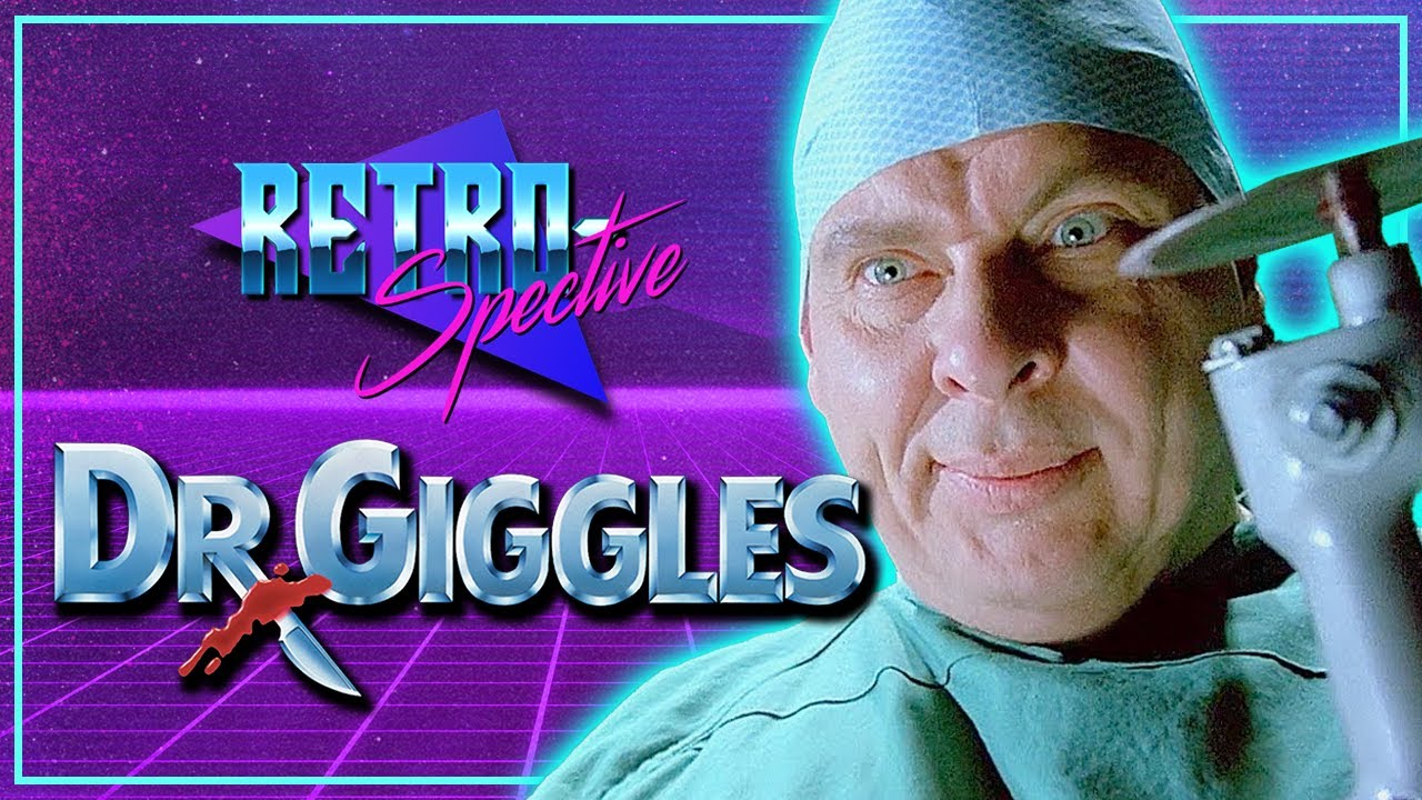 Download Dr. Giggles (1992) - Retrospective Movie Review