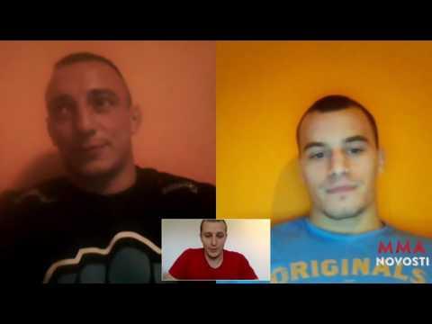 MMANovosti: Intervju sa Dusan Dzakic i Stefan Zvijer oko njihove borbe!