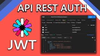 API REST AUTH - LARAVEL 8