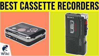 10 Best Cassette Recorders 2019