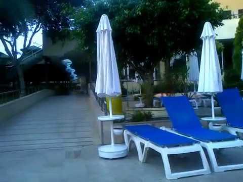 SAPHIR Hotel (Сапфир) 4* Турция.Сентябрь 2017.