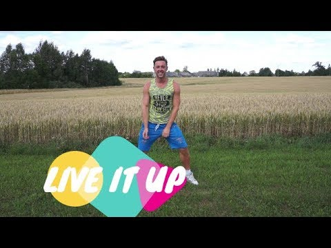 ZUMBA - WORLD CUP 2018 - Live It Up - Nicky Jam feat. Will Smith Era Istrefi