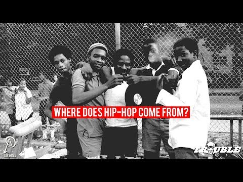 Where Does Hip-Hop Come From?