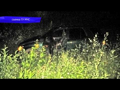 ДТП: Мерседес и мотоцикл. 2 погибших. Место происшествия 10.07.2015