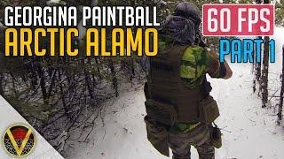 Paintball - Arctic Alamo [Part 1 - Fresh Snow]