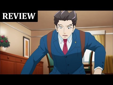 Review | Ace Attorney [Anime]