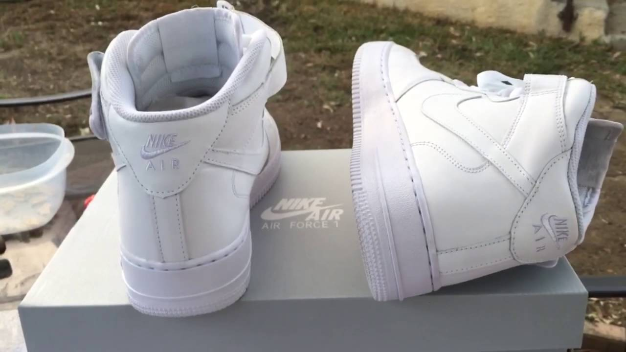 Crep Protect Air Force 1 Cleaning And Rain And Stain Spray
