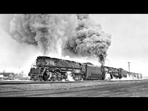 "Union Pacific 4-8-8-4 ""Big Boy"" 4000 class tribute"