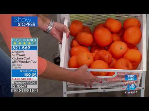 HSN | Kitchen Innovations Celebration featuring Origami 07.03.2017 - 01 AM