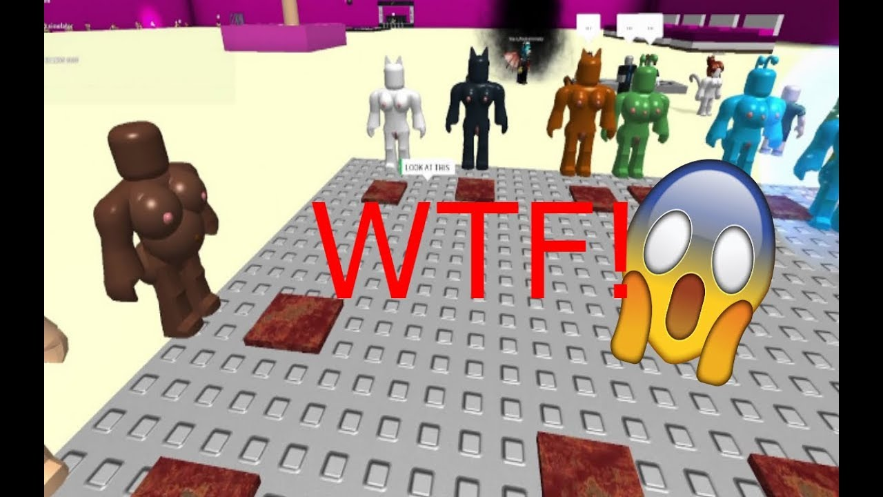 MOST INAPPROPRIATE PLACE ON ROBLOX!!