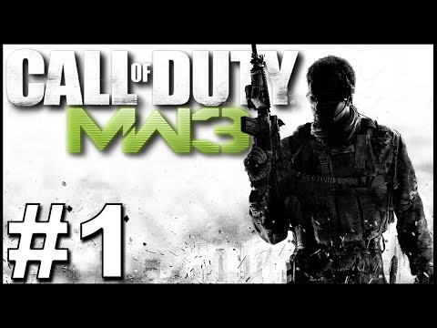Call of Duty: Modern Warfare 3 | Part 1 | Prologue, Black Tuesday, Hunter Killer