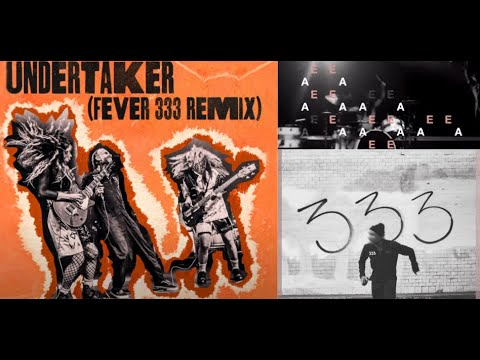 """Fever 333 release remix of the Nova Twins song """"Undertaker"""""""