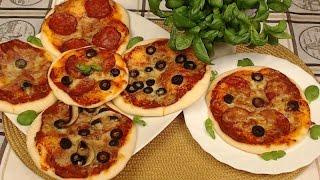 Mini Pizza   Przepis krok po kroku