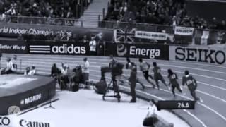David Verburg: 400m Final - IAAF Indoor World Championships 2014