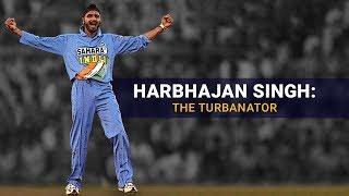 Harbhajan Singh - The Turbanator   Spinners Of India   #AllAboutCricket