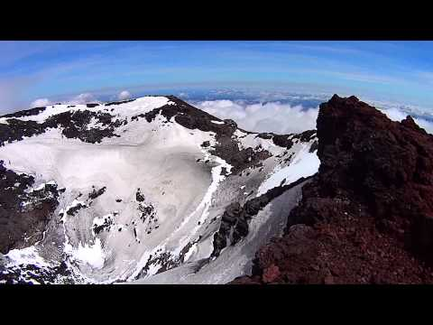 Tongariro Alpine Crossing plus Mt Ngauruhoe