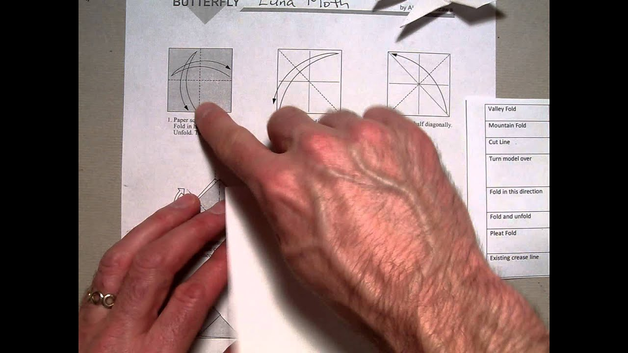 How to read origami instructions part 1v youtube how to read origami instructions part 1v jeuxipadfo Image collections
