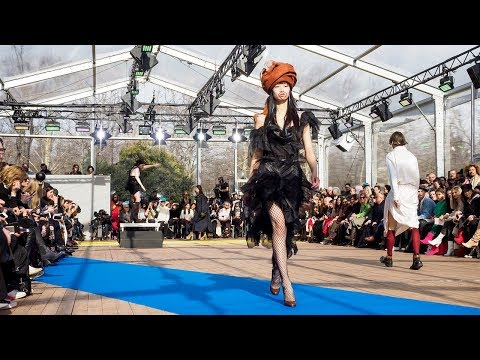 Andreas Kronthaler for Vivienne Westwood | Fall Winter 2018/2019 Full Fashion Show | Exclusive