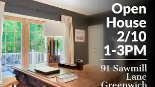 Public Open House 2/10 1-3PM