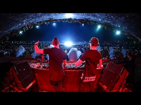 Blasterjaxx @ Tomorrowland Brasil 2015  - Full set